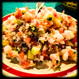 Fresh Mixed Ceviche